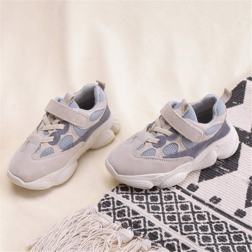 YUBUKE Kids Girls boy Fashion Sneakers Casual Sports Shoes Running Shoes