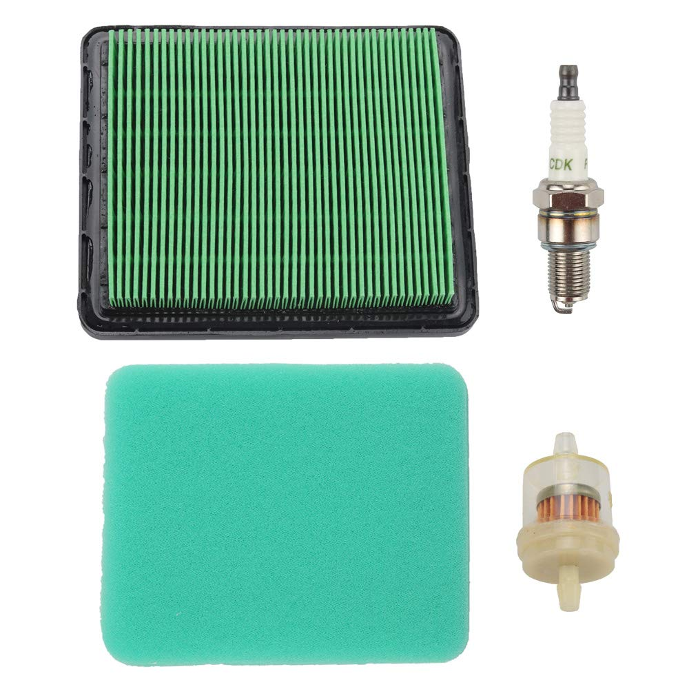 Harbot Gcv160 17211 Zl8 023 Air Filter With Fuel Spark Plug Honda Lawn Mower For Gc135 Gc160