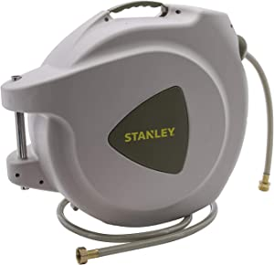 Stanley Garden BDS6620 65-ft Automatic Hose Reel