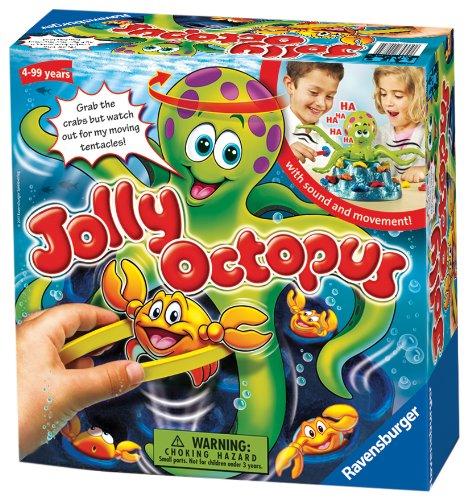 Ravensburger Jolly Octopus - Children's Game]()