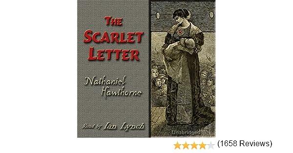 amazoncom the scarlet letter audible audio edition nathaniel hawthorne ian lynch cherry hill publishing books