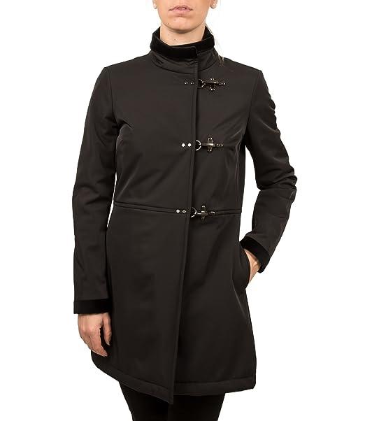 Fay Cappotto Virginia Nylon Donna MOD. NAW5733331S XL  Amazon.it   Abbigliamento 7a8525a9f3c2