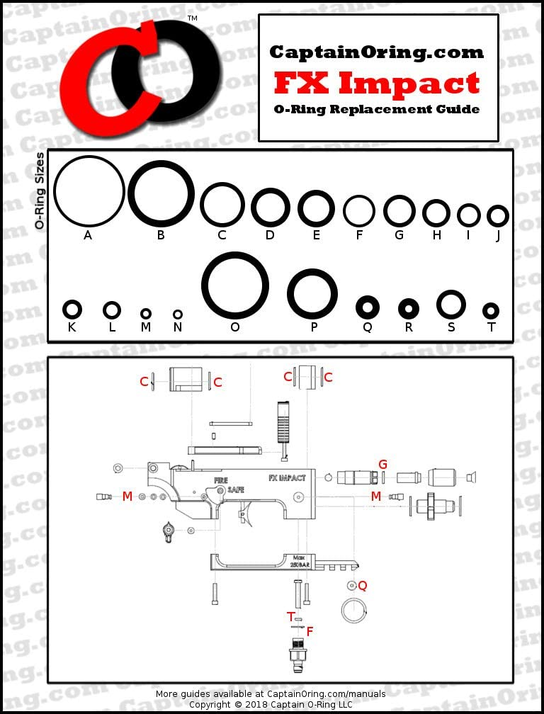 .177//.22//.25//calibre .30 FX Impact SpeedLoader
