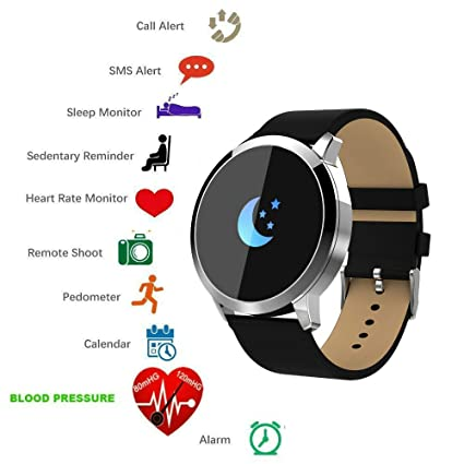 Montre intelligente bluetooth TKSTAR Smartwatch sport smart bracelet connectée etanche fitness Trackers dactivité avec