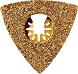 Rockwell RW8923 Triangular Carbide Grit Rasp Blade With Universal Fit System