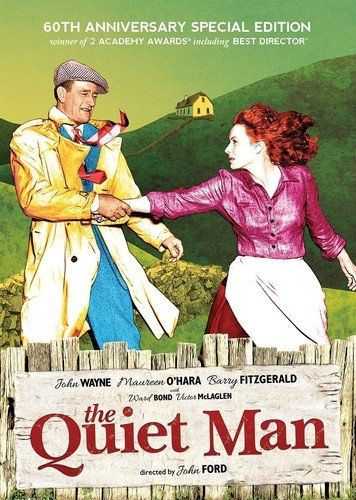 The Quiet Man (60th Anniversary Special Edition) by Olive Films