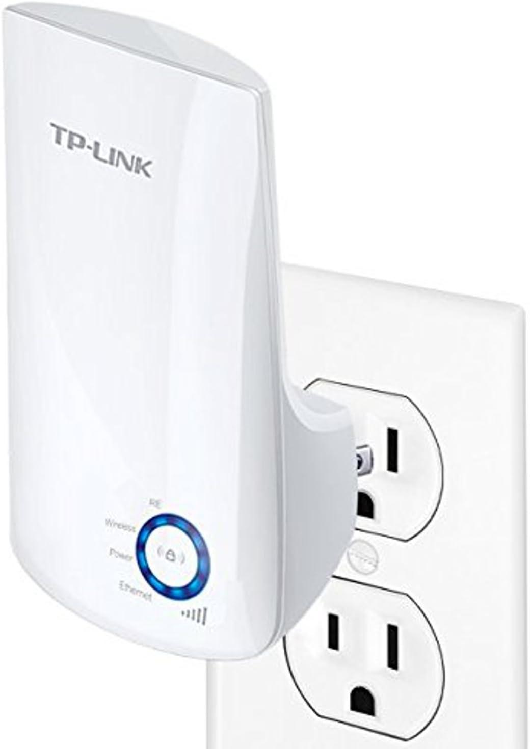 TP-Link N300 Wi-Fi Range Extender (TL-WA850RE) (Renewed)