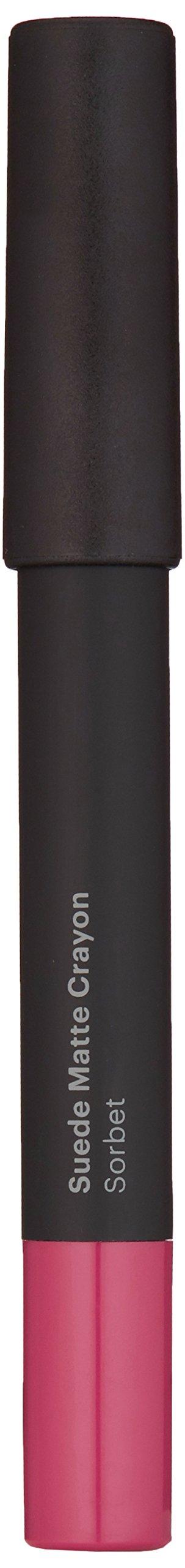 Glo Skin Beauty Suede Matte Crayon - Sorbet - Chunky Longwear Lip Stick Pencil, 7 Shades | Cruelty Free by Glo Skin Beauty (Image #6)