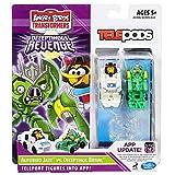 Angry Birds Transformers Telepods Autobird Jazz Bird vs. Deceptihog Brawl Pig Figure 2-Pack [Deceptihogs Revenge]