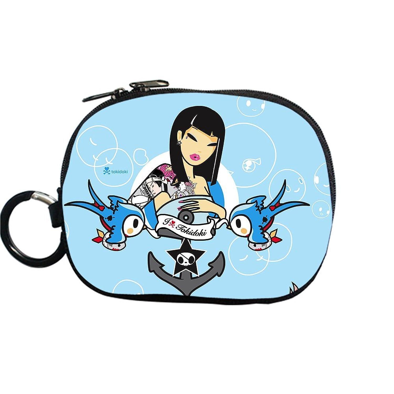 PengPeng Custom Tokidoki Cartoon Pattern Coin purse (Twin Sides )