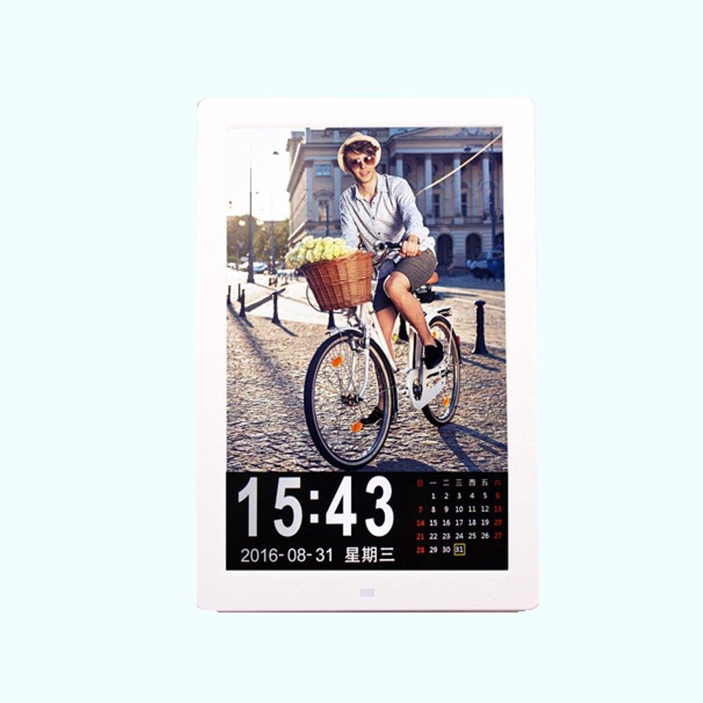 Digitale Bilderrahmen Digitaler Fotorahmen Video-Werbung Ultradünnes ...