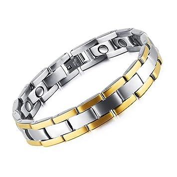 belle et charmante bon out x ventes spéciales Keliour-brt Bracelet Classique Hommes Bracelet Ajustable ...