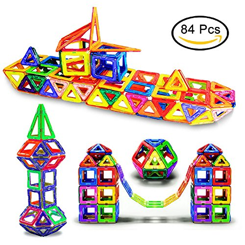 LIVEHITOP Magnetic Educational Construction Childrens product image