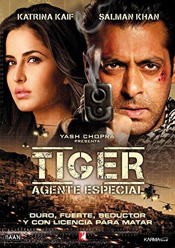 Tiger (Import Movie) (European Format - Zone 2) (2014) Salman Khan; Katrina Kaif; Girish Karnad; Kabir Khan ()