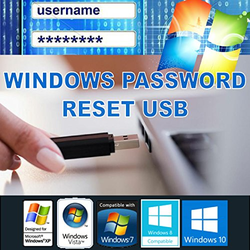 Password Recovery Thumb Drive Removing Forgotten