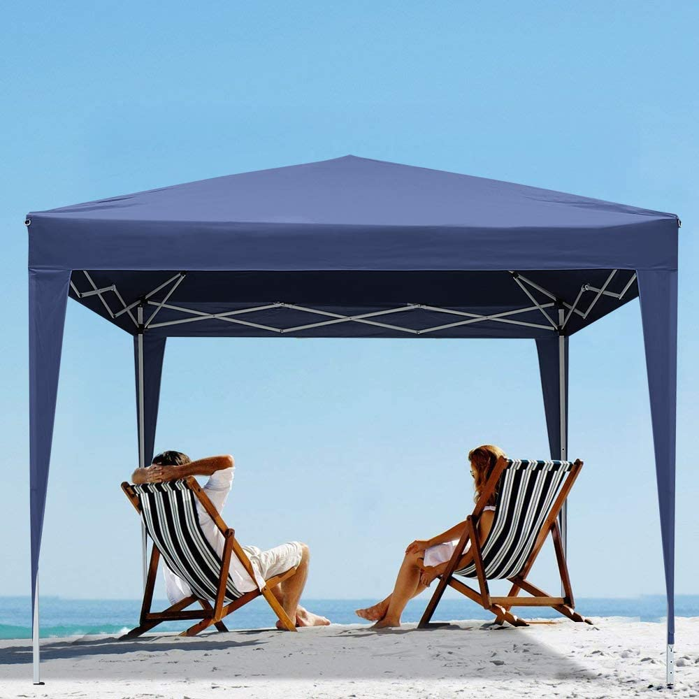 Hikole Carpa Jardin Cenador Plegable 3x3 Carpas Plegables Impermeables Gazebo Plegable: Amazon.es: Jardín