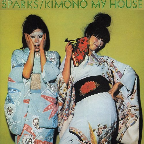 Kimono My House [Vinyl] (Sparks Falling In Love With Myself Again)