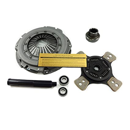 Amazon.com: EFT SUPER CLUTCH KIT+HD BEARING 98-01 CHEVY KODIAK TOPKICK 7.2L CAT TURBO DIESEL: Automotive