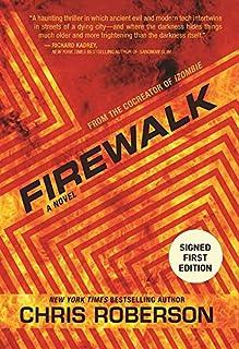 Book Cover: Firewalk