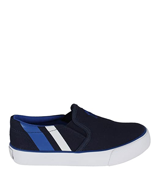 Ralph Lauren Childrenswear - Mocasines para niño azul navy: Amazon.es: Ropa y accesorios