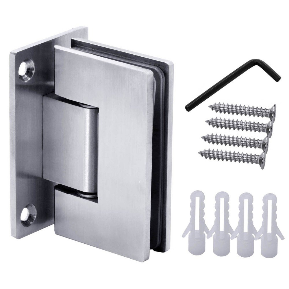 Bisagra: 90 x 50 mm Gah-Alberts 310660 Correa: 250 x 34 mm Bisagra para Puerta