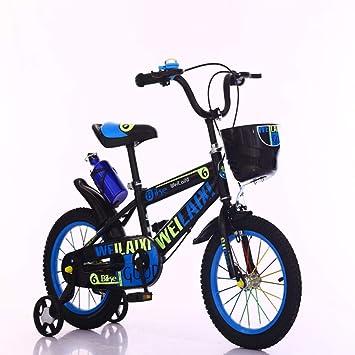 Defect Bicicletas Infantiles Bicicleta de niño 2-6-antiguo Cochecito bebé Masculino y Femenino: Amazon.es: Hogar