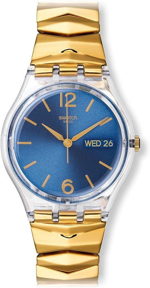 Swatch GE706B - Reloj Color Dorado