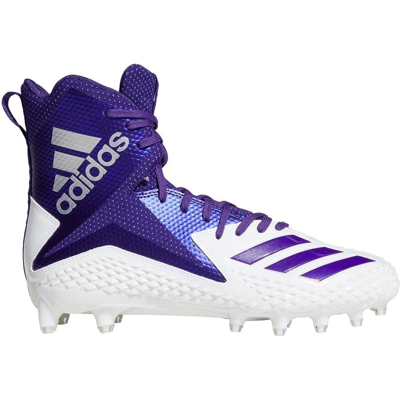 (アディダス) adidas メンズ アメリカンフットボール シューズ靴 Freak X Carbon High Football Cleats [並行輸入品] B07CGKY2W4 9.5-Medium