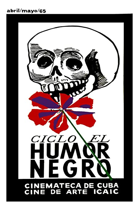 Amazon com: 20x30 Movie Poster Cuban film Ciclo del Humor