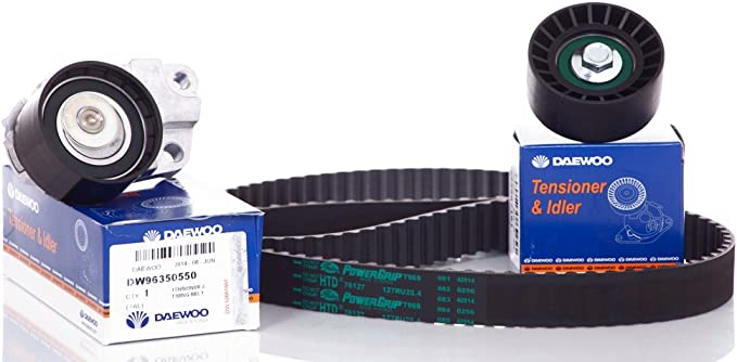 Amazon.com: Timing Belt Kit for Chevy Chevorlet Aveo 1.6 ...