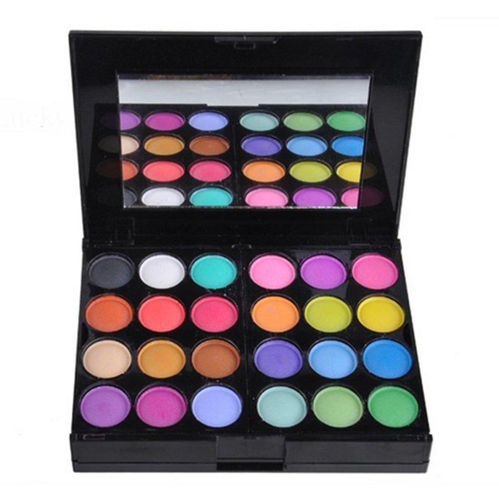 Smoothph Makeup Cosmetic Powder Thirty-nine Color Women Eyeshadow Fashion Lipstick