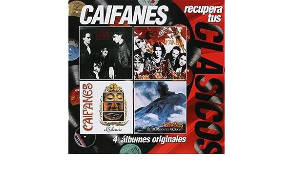 Caifanes - Caifanes (4CDs