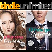 Box O príncipe coreano+A princesa coreana