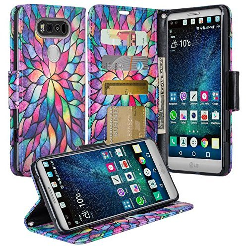 Funda para LG V20 (AT&T T-Mobile Verizon Sprint) Delgada de Piel ...