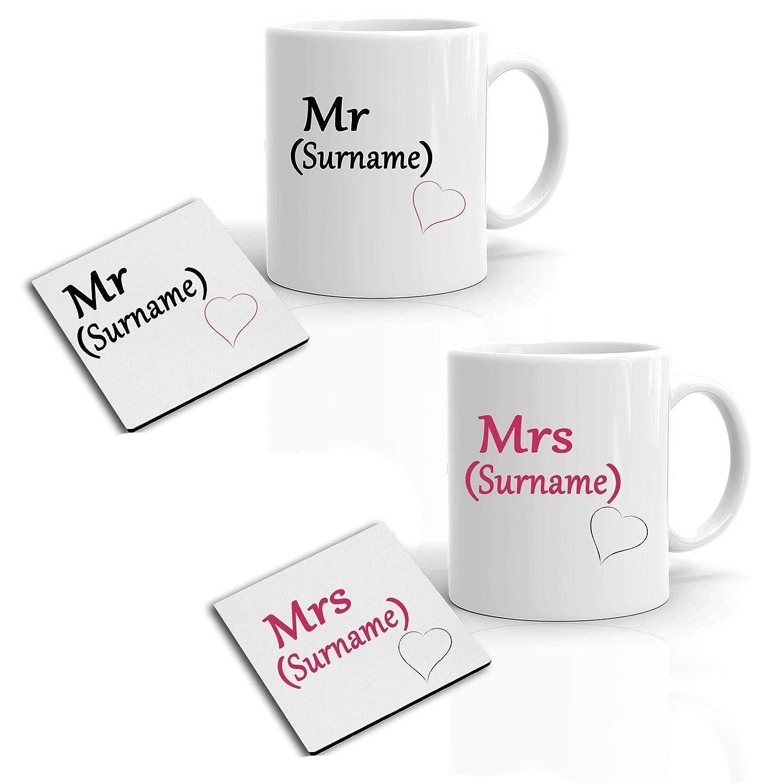 Modern 1970 Now Personalised Wedding Anniversary Gift Mug