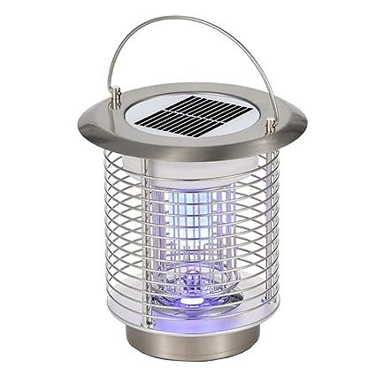 Amazon.com: GutReise - Lámpara solar eléctrica con ...