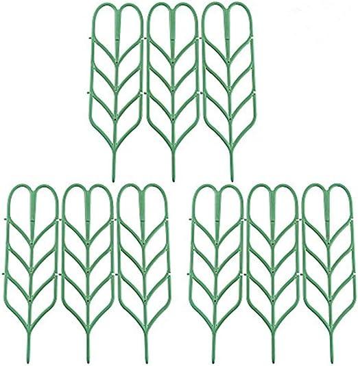 Soporte para Plantas, LouisaYork Soporte para Plantas de Jardín ...