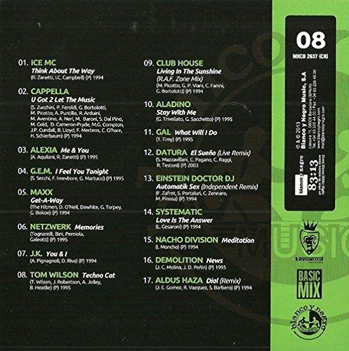 Cappella - 90s Eurodance (Ibiza, Barcelona, Rimini) Ed. Ocho (Compilation Cd, 17 Tracks) - Zortam Music