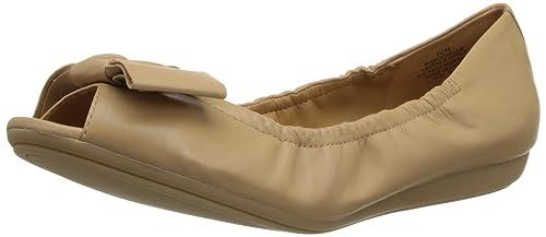 Nine West Rochelle Mujer Beis Piel Mocasines Zapatos Talla Nuevo EU 41: Amazon.es: Zapatos y complementos