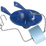 KOHLER GENUINE PART GP85160 FLAPPER (BLUE FLAPPER WITH FLOAT)