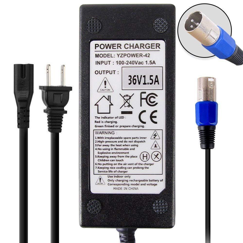 Amazon.com: Universal Power Group 24V 2A Electric Scooter Battery ...