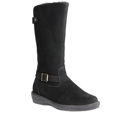 Waldläufer Damen Stiefel 533904 schwarz 382232  Amazon.de  Schuhe    Handtaschen 8f43836bb7