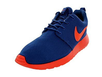 bb313a8ad934 Nike Rosherun Mens Running Shoes 511881-483 Dark Royal Blue 10.5 M US