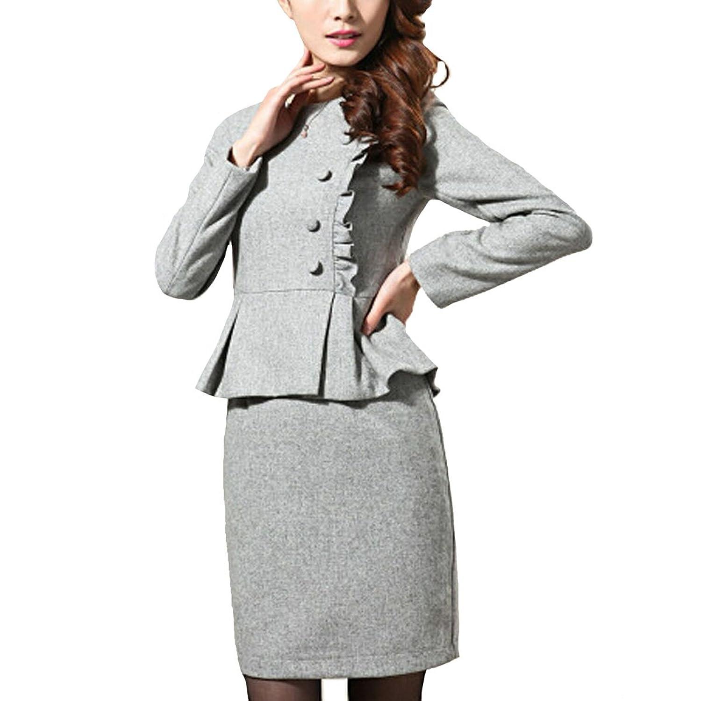 Nanxson(TM) Women's All Season formal elegant Slim Fit Dress Plus Size LYQ0041
