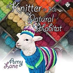 Knitter in His Natural Habitat