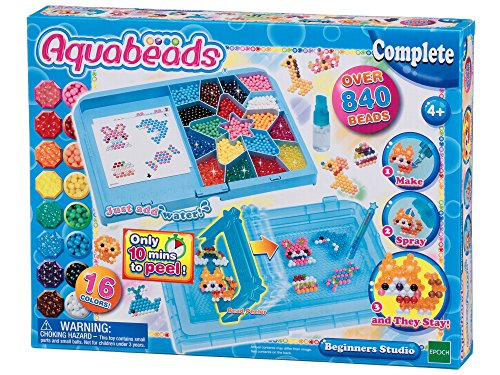 - Aquabeads Beginners Studio
