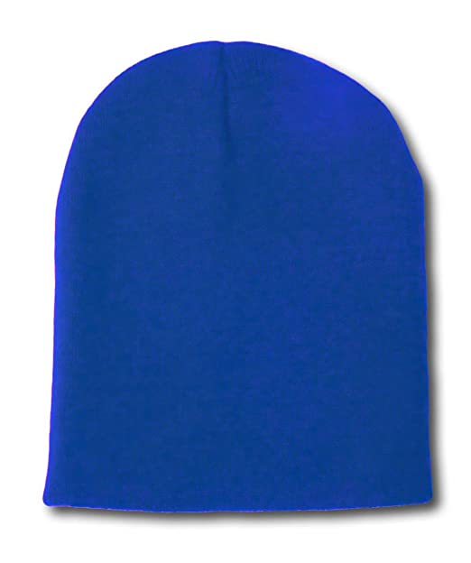 bd2899e48a1 Image Unavailable. Image not available for. Color  Solid Winter Short  Beanies (Comes In Many