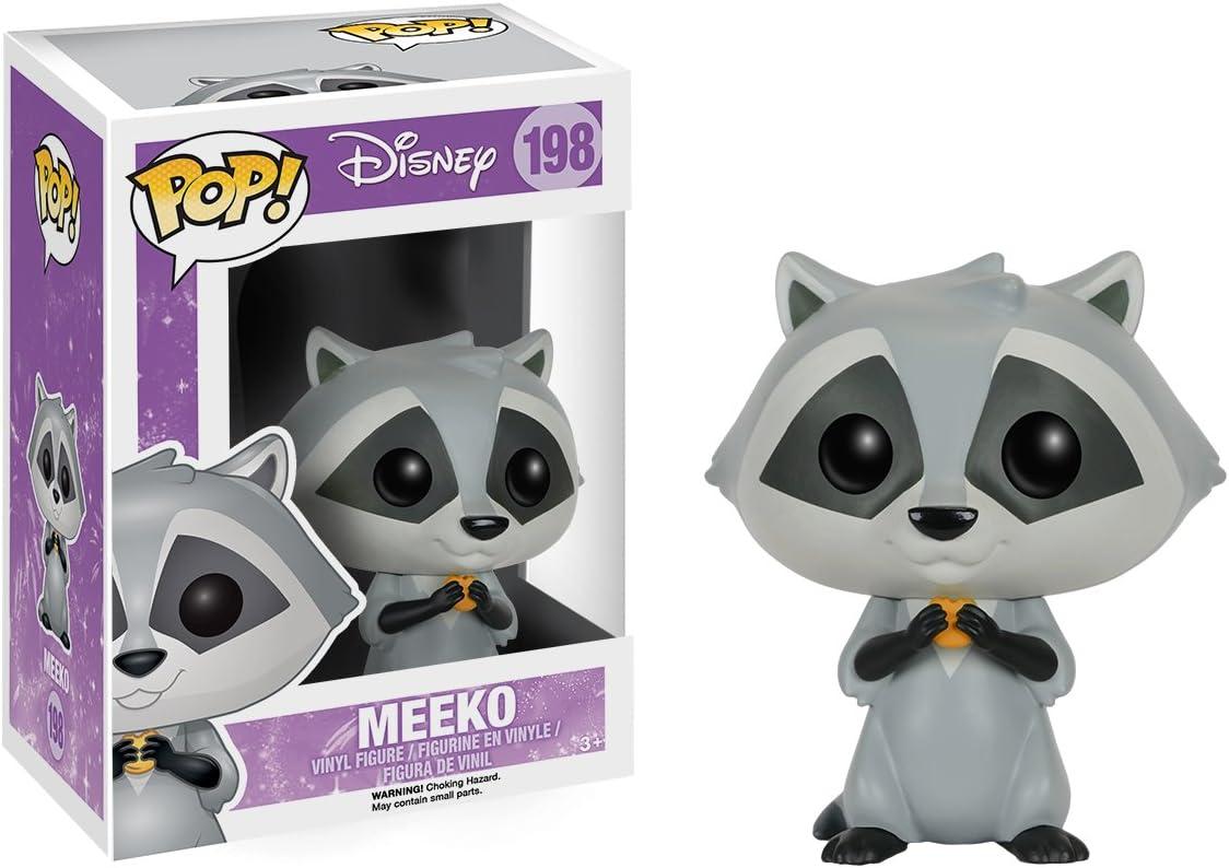 Amazon.com: Funko POP Disney: Pocahontas – Meeko Figura de ...