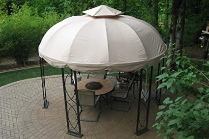 Amazon com: The Outdoor Patio Store Replacement Canopy for