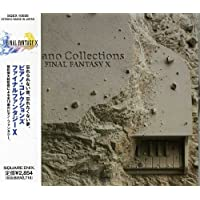 Final Fantasy V.10: Piano Collections